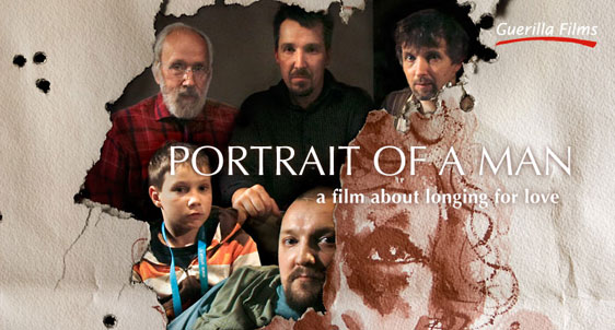 Portrait Of A Man Poster