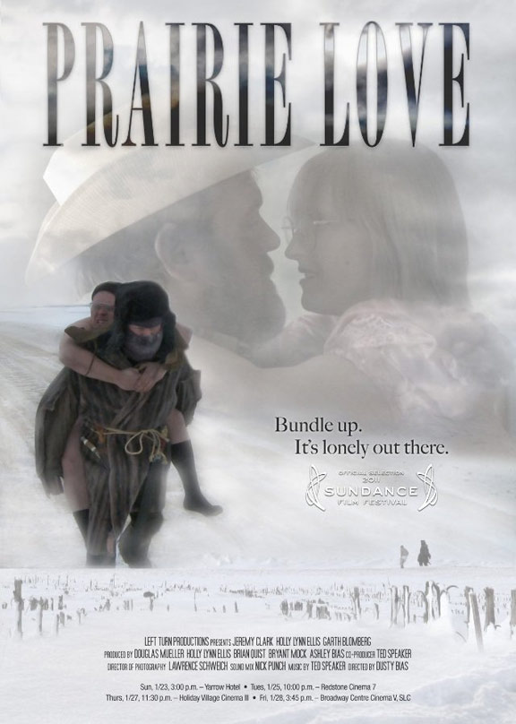 Prairie Love Poster
