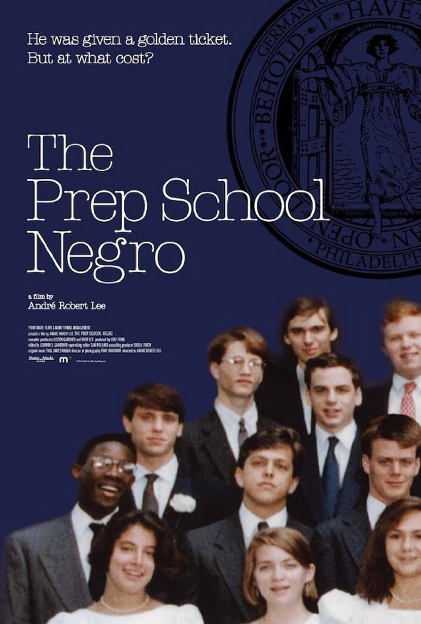 The Prep School Negro Poster