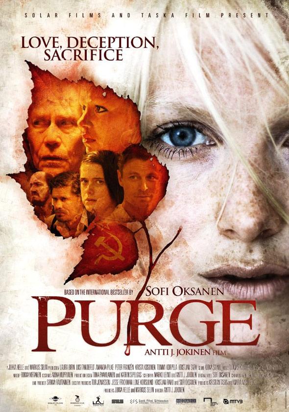 Purge (Puhdistus) Poster