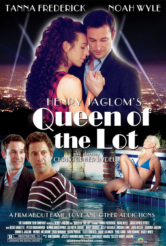 Queen of the Lot Poster