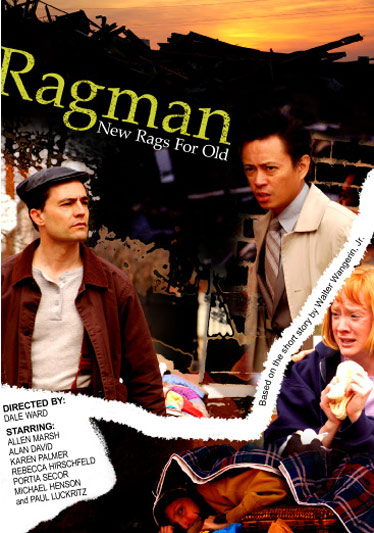 Ragman Poster
