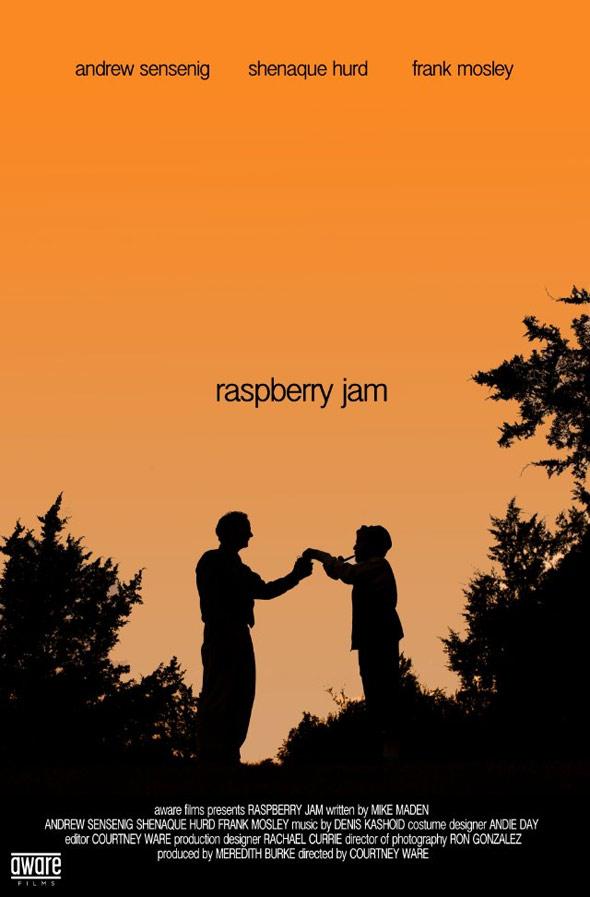 Raspberry Jam Poster