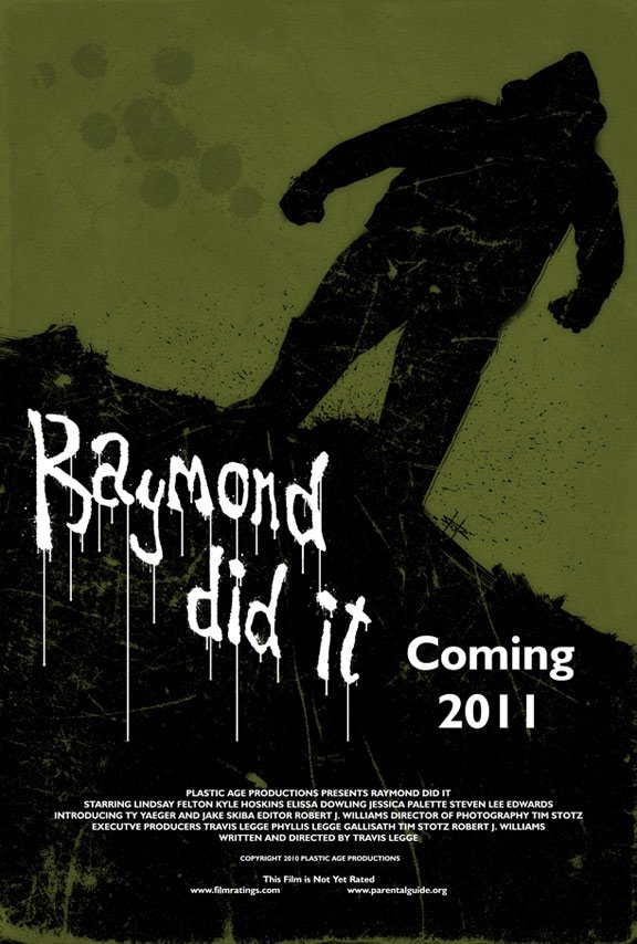 Raymond Did It Poster