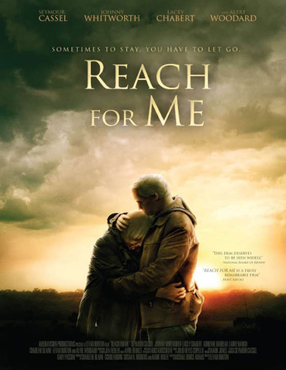 Reach for Me Poster