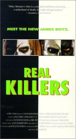 Real Killers Poster