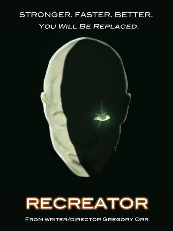 Recreator Poster