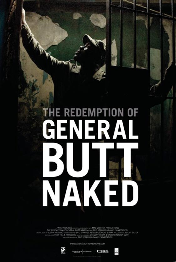 The Redemption of General Butt Naked Poster