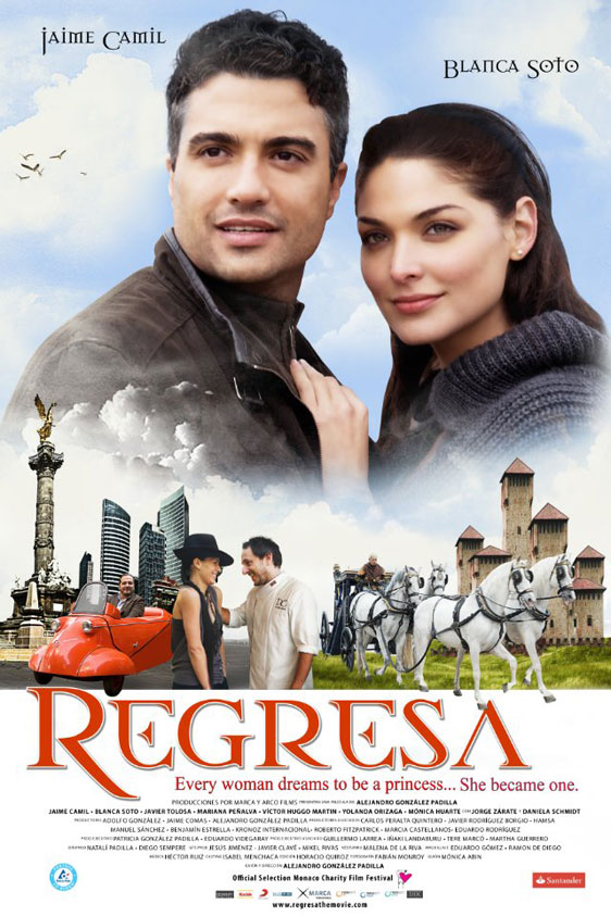Regresa Poster