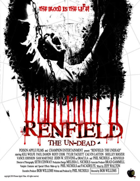 Renfield the Undead Poster