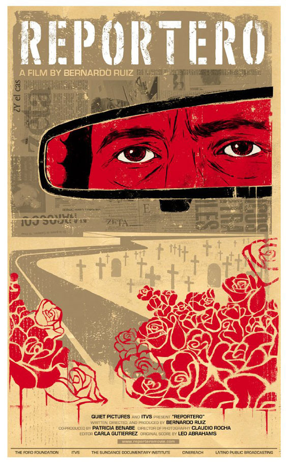 Reportero Poster