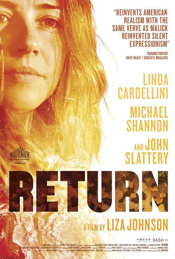 Return Poster
