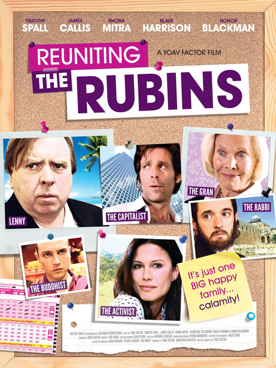 Reuniting the Rubins Poster