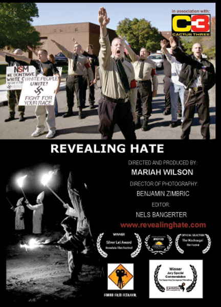 Revealing Hate Poster