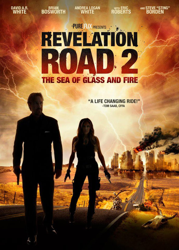 Revelation Road 2: The Sea of Glass and Fire Poster #1