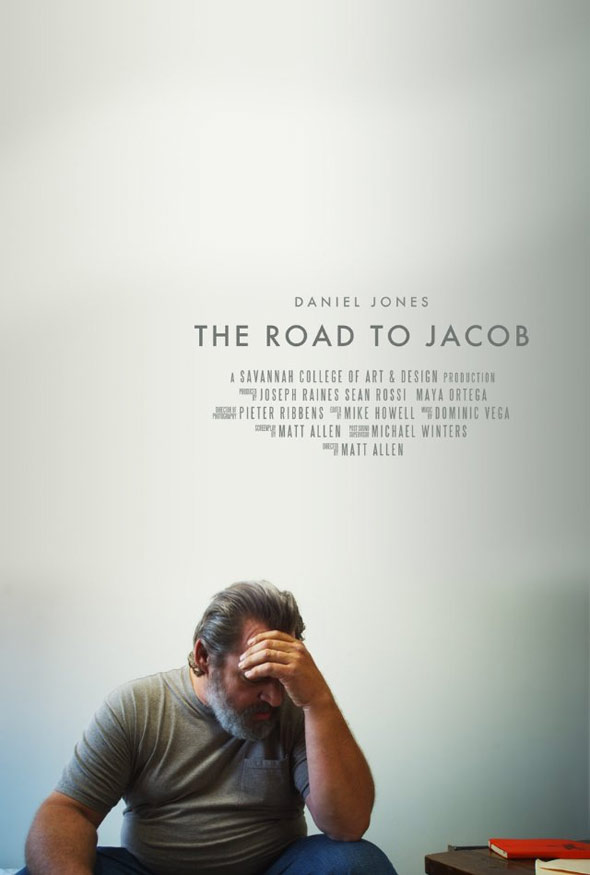 The Road to Jacob Poster