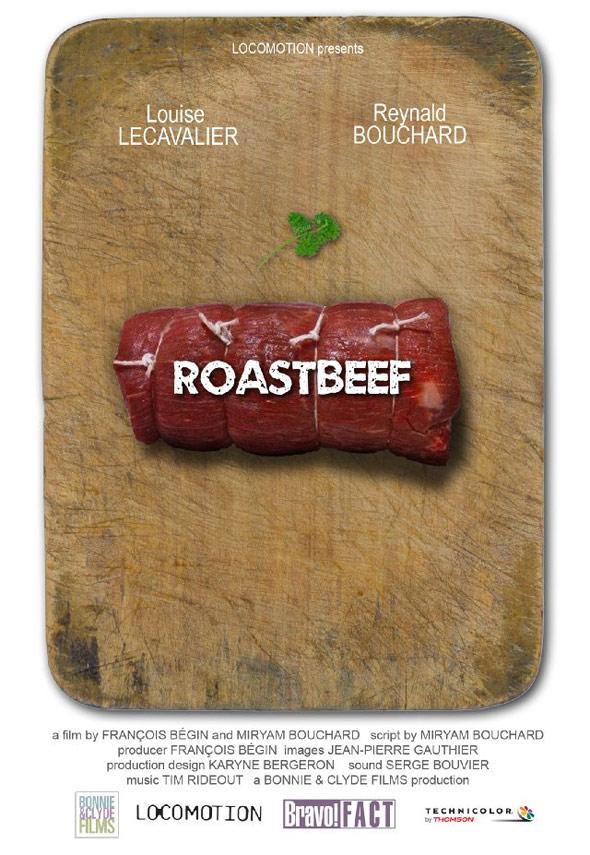 Roastbeef Poster
