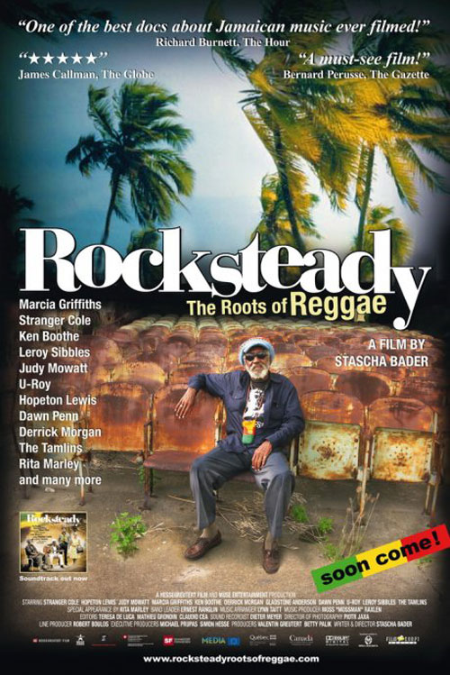 Rocksteady: The Roots of Reggae Poster #1