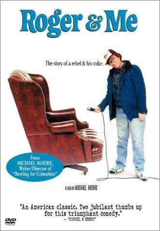 Roger and Me Poster