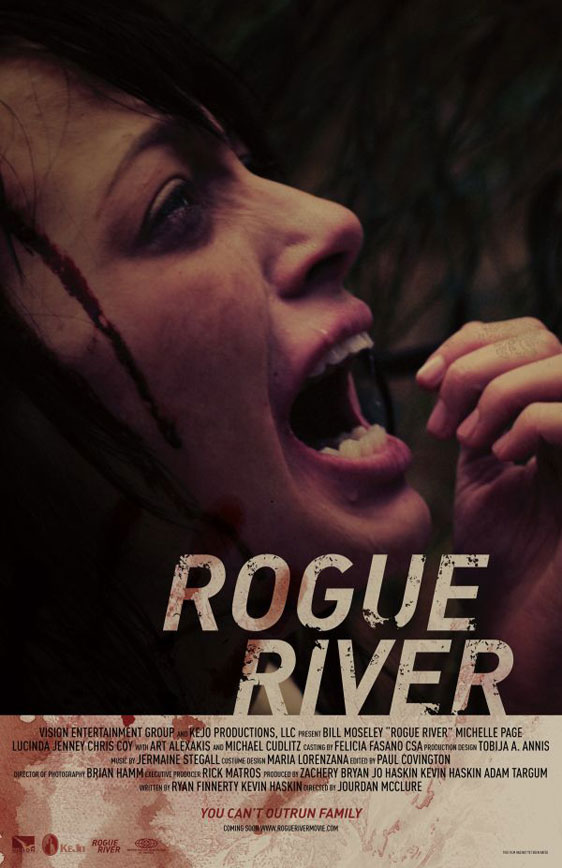 Rogue River Poster