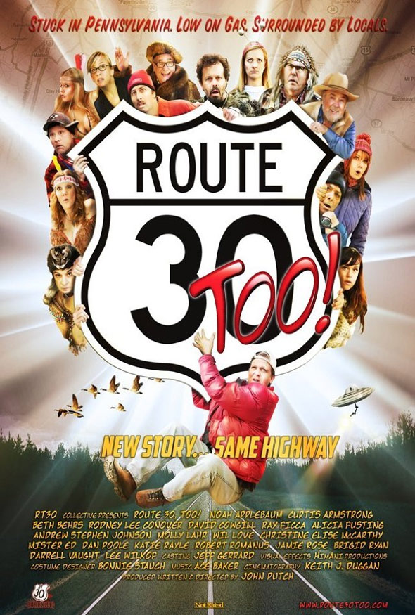 Route 30, Too! Poster #1