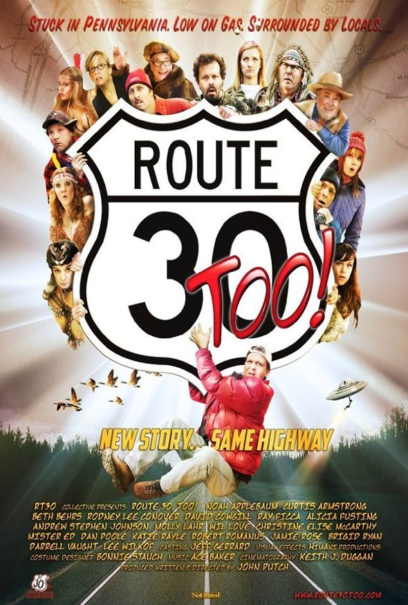 Route 30, Too! Poster
