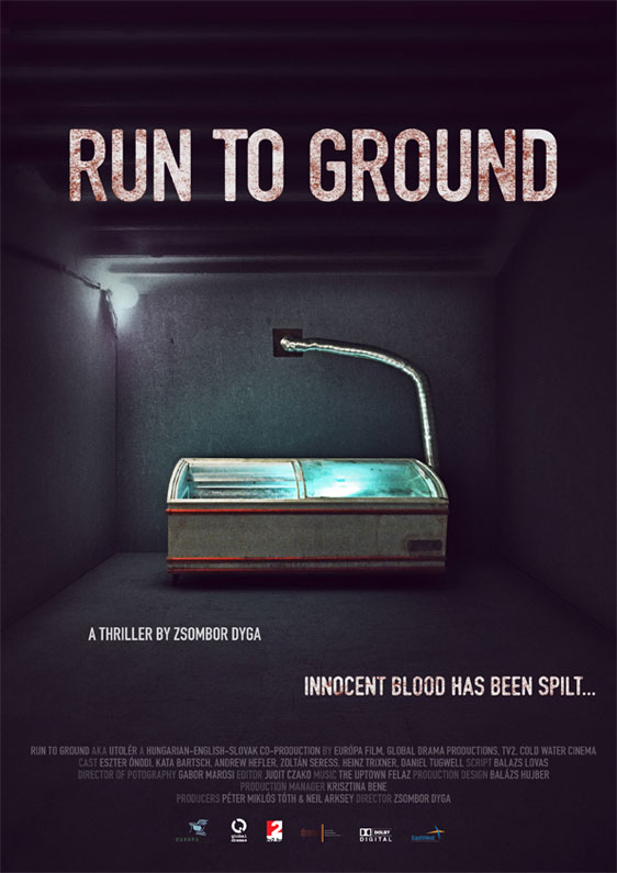 Run To Ground Poster #1