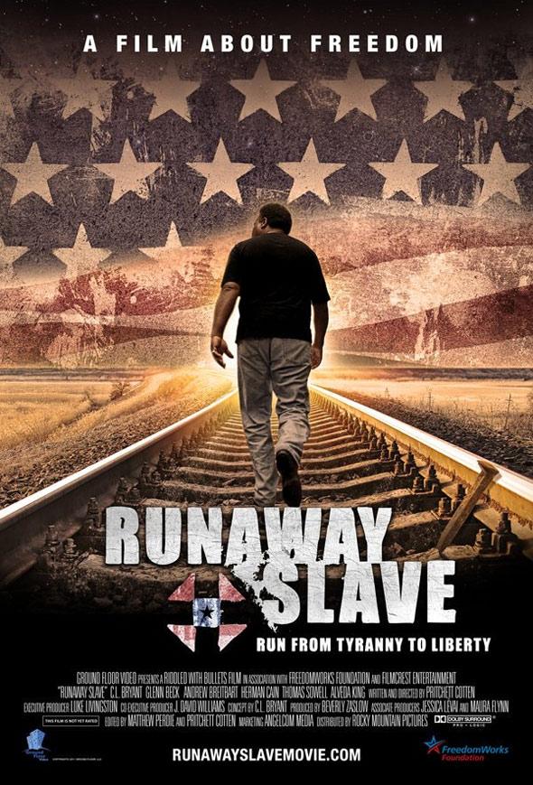 Runaway Slave Poster #1