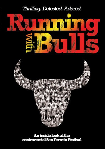 Running with Bulls Poster #1