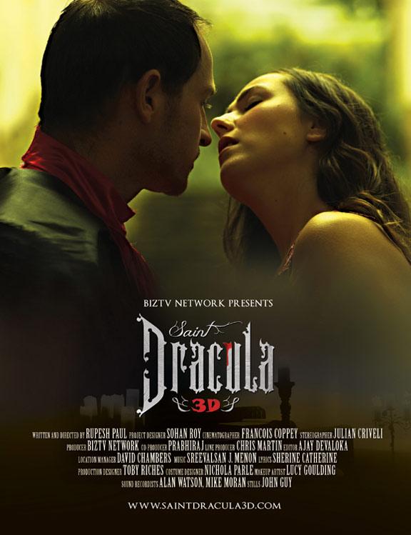 Saint Dracula Poster