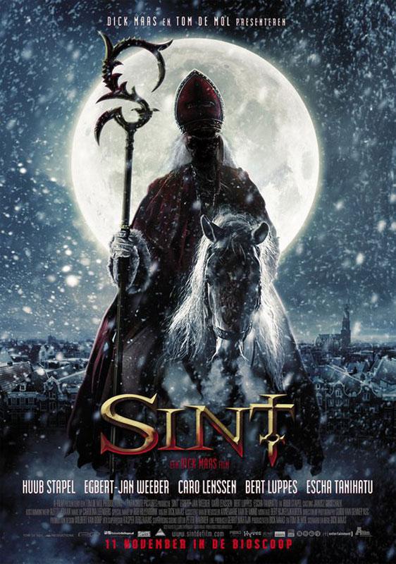 Saint (Sint) Poster