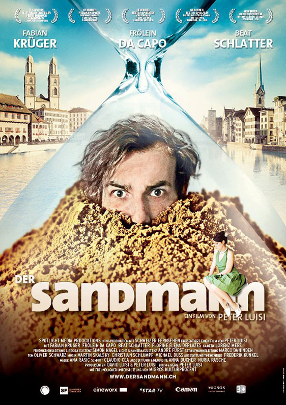 The Sandman Poster #1