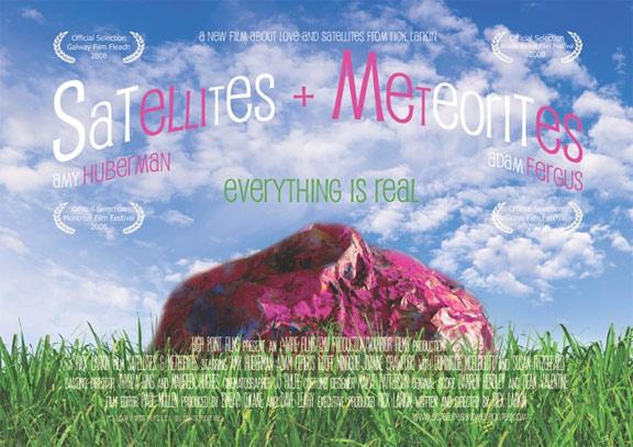 Satellites & Meteorites Poster #1