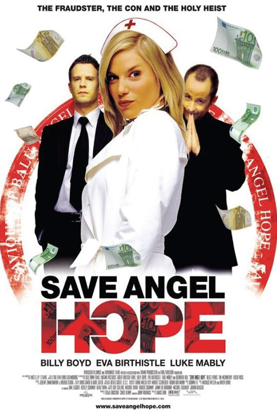 Save Angel Hope Poster