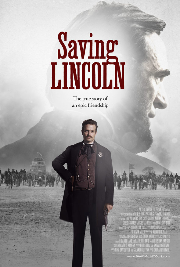 Saving Lincoln Poster #1