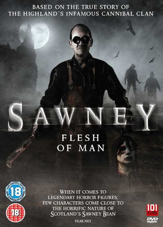 Sawney: Flesh of Man (Lord of Darkness) Poster #2