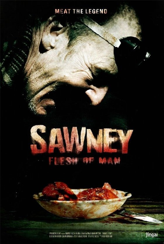 Sawney: Flesh of Man (Lord of Darkness) Poster