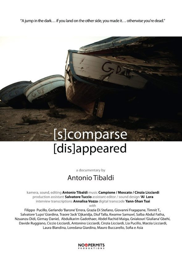 [S]comparse Poster