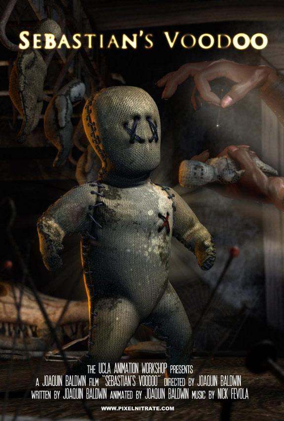 Sebastian's Voodoo Poster
