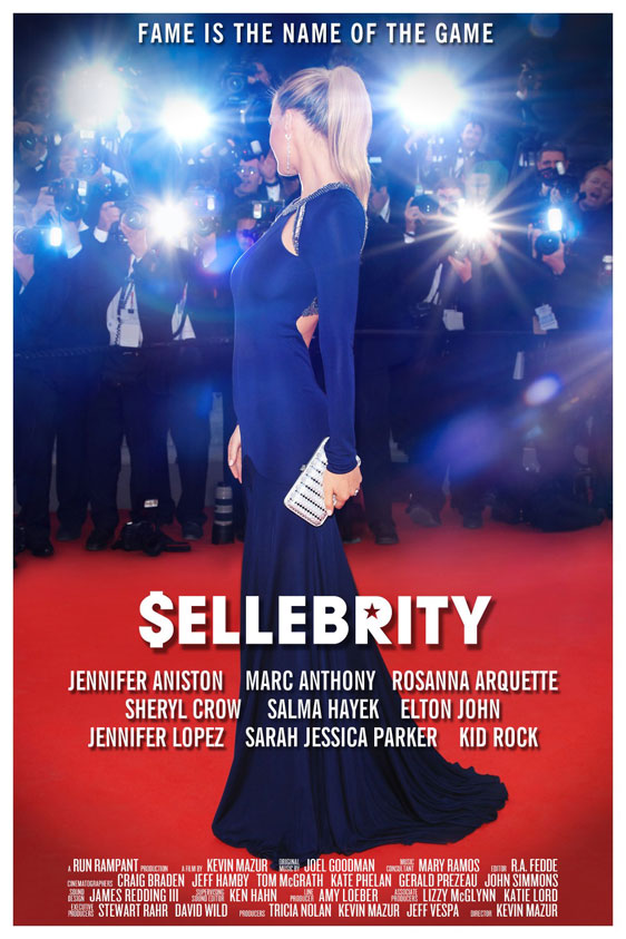 Sellebrity Poster