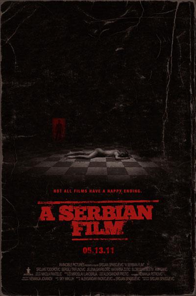 Serbian Film (Srpski film) Poster #4