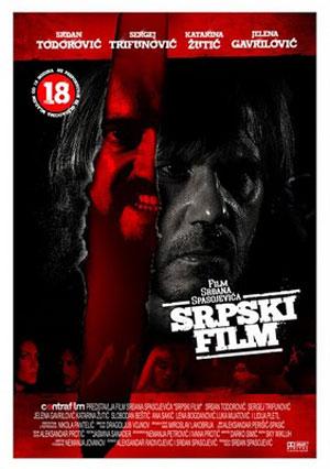 Serbian Film (Srpski film) Poster