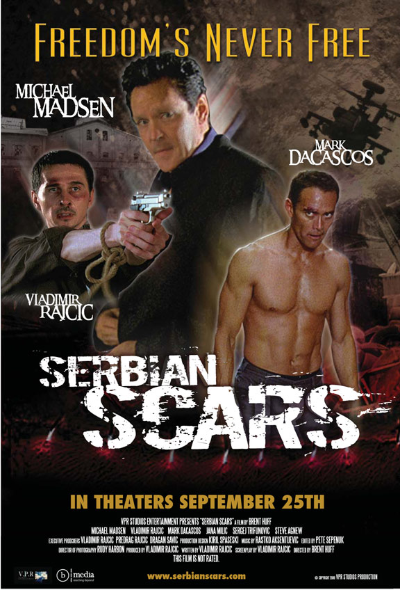 Serbian Scars Poster #2
