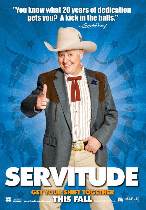 Servitude Poster #3