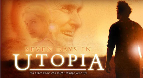 Seven Days in Utopia Poster #2