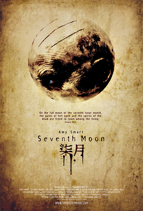 Seventh Moon Poster #1