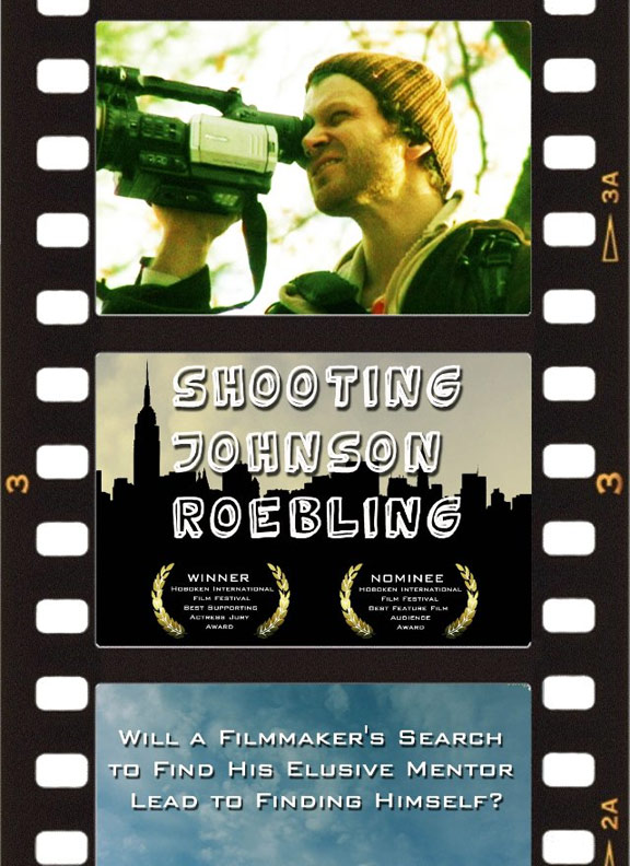 Shooting Johnson Roebling Poster