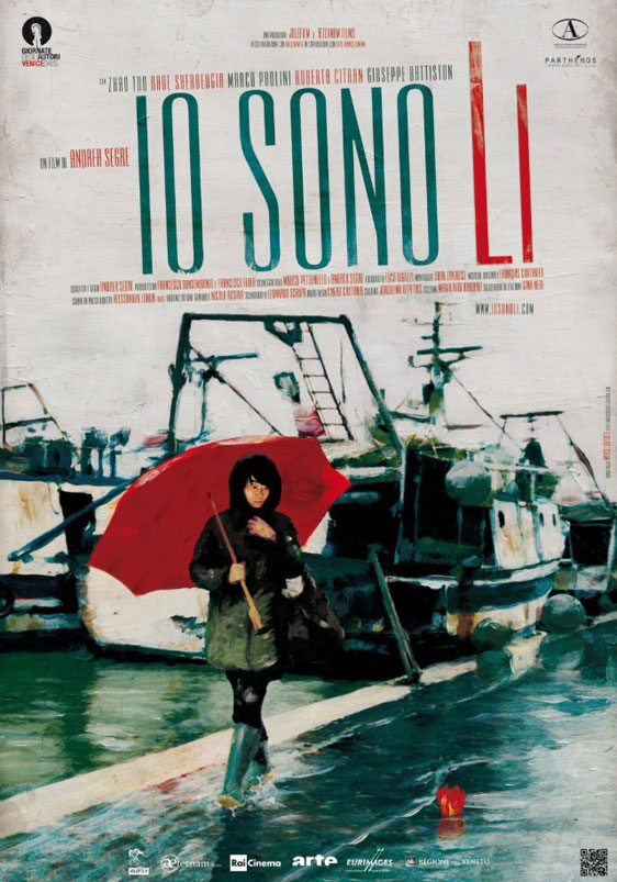 Shun Li and the Poet (Io sono Li) Poster