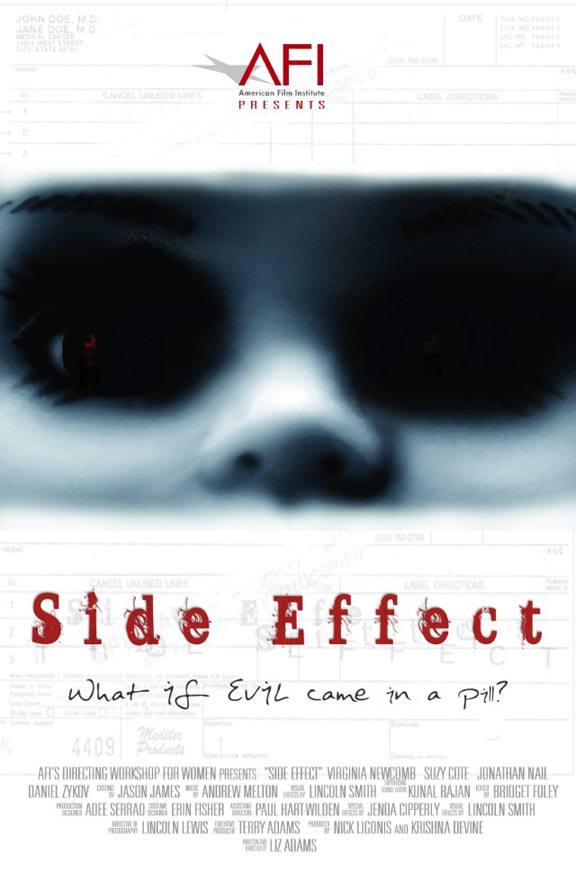 Side Effect Poster