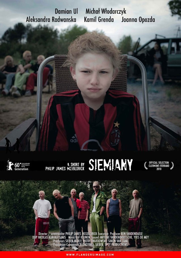 Siemiany Poster